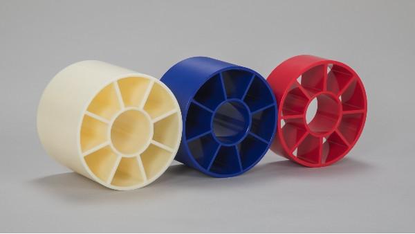 ABS卷筒 内3外6 内3外8 扇形卷筒定制 宽幅齐全